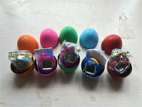 Multi-color Cartoon Dinossau Egg Mini Hand-hold, Tamagotchi Keychain Nostalgia Tiny Digital Virtual Pet Electronic Game, Crackle Tumbler Toy