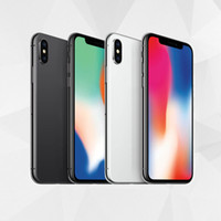 Wholesale video real - 2018 New Face ID Goophone X IX Plus 5.8inch Full Screen Quad Core MT6580 Real Rom 8GB Ram 1GB Android 7.0 3G Show 4G LTe Unlocked Smartphone