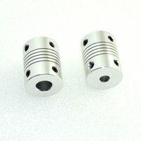 Other original shaft - 5pcs D printer Stepper Motor Flexible Coupling Coupler Shaft Couplings mm mm mm