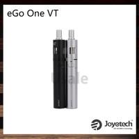 Wholesale Ego Variable Starter Kit - Joyetech Ego One VT 2300mah Starter Kit CT-Ti CT-Ni VW Variable Temperature Mod 100% Original