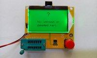mètres esr achat en gros de-Gros-2015 Nouvelle Arrivée 12846 LCD M328 Numérique Transistor Testeur Compteur Rétro-Éclairage Diode Triode Capacité ESR Mètre MOS / PNP / NPN L / C / R