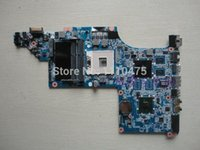 Wholesale Dv7 Motherboard Intel - Wholesale-For HP Pavilion DV7 Motherboard Intel i3   HM55 independence was   4 memory   DAOLX6MB6F2 DDR3   blue live board
