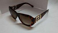 Wholesale mod sunglasses for sale - Group buy Designer Vintage MOD Sonnennrille Sunglasses Tortoise Brown Gradient mm Fashion Brand Sunglass Eyewear New with Box