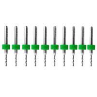 Wholesale Wholesale Printed Circuit Boards - 10 Pcs PCB Print Circuit Board Carbide CNC Micro Drill Bits Tool 0.7 mm New VE625 W0.5