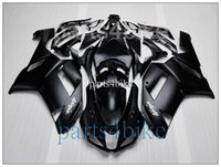 Wholesale Kawasaki Zx6r Matt Black - ZX 6R 2007 2008 ABS Fairing For Kawasaki 2007 2008 ZX-6R all black Matt Black ZX6R 07-08 ZX6R 07 08 Ninja