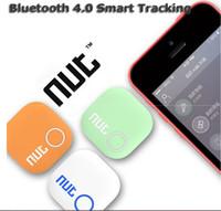 Wholesale Ipad Finder - Nut 2 Anti-lost alarm network Wireless Bluetooth Key Finder Smart Bluetooth anti-lost tag smart tag Tracer for iPad Air iPad mini iPhone 6s