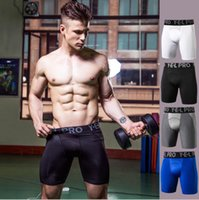 Mens Sports Basketball Turnhose Compression Hosen Schicht Männer
