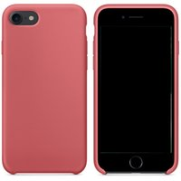 Wholesale Mint Candy Color - Silicone Candy Color For iPhone X Slim Ultra Thin Rubber Solid Shockproof Protection Cover Case For iPhone 6 6S 7 8 Plus OPP BAG