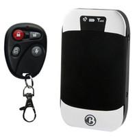 отслеживание топлива оптовых-GPS303G автомобильный GPS-трекер с пультом дистанционного управления 12-контактный жгут поддержки топливной сигнализации отрезать масло мощность мини-автомобиль GPS трекер