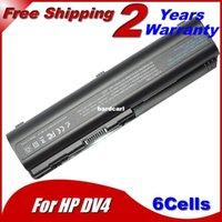 Wholesale Hp Pavilion Dv4 Dv5 Dv6 - Free shipping- Laptop Battery For HP Pavilion DV4 DV5 DV6 CQ40 CQ41 CQ45 CQ50 CQ60 CQ61 QC70 CQ71 G50 G60 G70 G71 HDX 16 X16