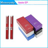 Wholesale E Health Cigarettes - Original Innokin itaste EP kit Health E Cigarette iClear10 Atomizer Clearomizer Pen Style Vaporizer Electronic Cigarette Kits 002732