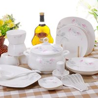 square dinnerware set red - lusterware square bone china dinnerware set chinese style dishes red fish