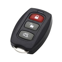 Wholesale Remote Control Rolling Code - ALKcar remote key radio transmitter 3rd Generation Rolling code pair copy garage door remote control A308 Free Ship