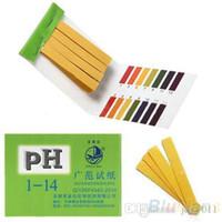 Wholesale Litmus Paper Test Strips - 80 Strips Full Range pH Alkaline Acid 1-14 Test Paper Water Litmus Testing Kit 1NRI