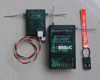 CM921 DSMX Receiver SPEKTRUM JR 9 Channel with all SPEKTRUM and JR 2.4 G for DSX7  DSX9  DSX11   DSX1 Free Shipping