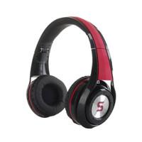 falten usb headset großhandel-Wireless Folding Bluetooth 4.1 Stereo Kopfhörer Bass Noise Cancelling Kopfhörer Headset Kopfhörer