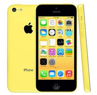 Wholesale Iphone 5c Cell Phone - Refurbished iPhone5C Unlocked Cell phones Apple iPhone 5C iPhone 5C 4.0 Inch IPS Capacitive Screen 1136*640pixels Renew iPhone5C
