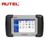 Wholesale Online System Analysis - AUTEL MaxiDAS DS708 Automotive Diagnosis Analysis System Diagnostic Tools Multi-Language functional Diagnostic Scan Update Online