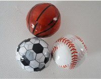 use toalha comprimida venda por atacado-DHL Livre de basquete de futebol de beisebol forma comprimida toalha ao ar livre uso tour de turismo Promoções de magia presente de casamento hotel popular 100 pçs / lote