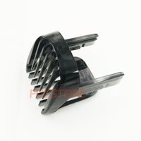 Wholesale Philips Clipper Comb - Wholesale- For Philips Hair Clipper HC3400 HC3410 HC3420 HC3422 HC3426 HC5410 HC5440 HC5442 HC5446 HC5447 HC5450 7452 Attachment Beard Comb