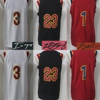 2018 New Basketball Jersey Uomo Donna Gioventù, Signature Retro Stitched, cavs 23 9 1 3 0, <b>USA Dream Team</b> Christmas All Star