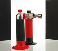 Wholesale kitchen tools for sale resale online - 2015 hot sales fashion lighters flame lighter spray lighters the jet gas lighters useful tools for kitchen