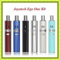 Wholesale Ego H - eGo ONE Starter Kit with 1100 2200 mAh battery 1.8 2.5ml adjustable airflow atomizer VS Subox mini SMOK H-Priv Kit