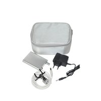 Wholesale Loupe Lamp Black - Quality Guaranteed Silver Color Portable Black Head Light Lamp for Dental Surgical Medical Binocular Loupe+Protective Bag