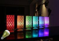 Wholesale E27 Led Remote Base - Bluetooth Color Changing LED Bulb Remote Magical RGB LED Smart bulbs E27 base 110V 220V Powerful Functions