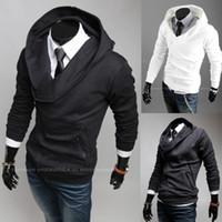 Wholesale Korea Monde Shirt - HOT monde South Korea zipper Hoodie Rider Men's Jacket Men's Coat Sweat Shirt mens coat 3 colours
