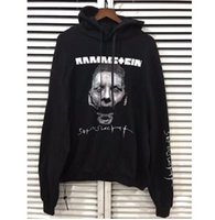 Wholesale Black Zombie - 2018 new Best Version Oversized Vetements 17fw zombie Einstein German chariot thin Women Men hoodie Sweatshirts S-XL dongguan_wholesale