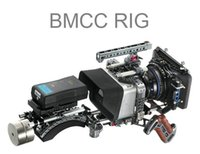 Wholesale Bmcc Rig - Tilta Blackmagic Cinema Camera Cage for BMCC Shoulder Rig 15mm rod TT-BMC-07