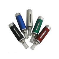 Wholesale Evod Atomiser - EVOD MT3 Atomiser E cigarette rebuildable bottom coil EVOD BCC clearomizer tank vaporizer with multi colors DHL Free