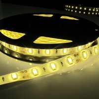 Wholesale Led Strip Cold White 5m - Brighter than 5050 3528 SMD 60LED Meter 5630 SMD LED strip light 5M 300LED waterproof IP65 Cold white super bright