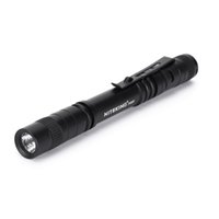 Wholesale Driving Belts - NITEKING P357 Mini Flash Light CREE LED Flashlight Belt Clip Pocket Torch Portable Flash Torch Lamps,Use AAA battery flashlight