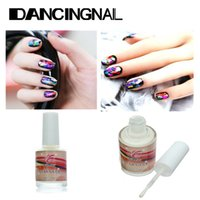 Wholesale Nail Stickers Glue - Wholesale-1Pcs 15ml Star Nail Art Glue For Adhesive Foil Sticker Transfer Decoration Nails Gel Tips Adhesive DIY Tools