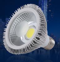 lâmpadas led duráveis venda por atacado-Durável Não-regulável + Dimmable LED par38 levou holofote lâmpada 15 W E27 base Par 38 levou COB lâmpada 85-265 V PW / WW À venda