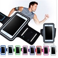 """Wholesale Iphone 4s Running - Wholesale-2015 New Fashion Men Women Running GYM Fitness Sport 4.7"""" Touch Waterproof Smartphone Armbands for iPhone 6 5S 4S HTC Samsung"""