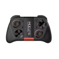 Wholesale wireless gamepad iphone resale online - Wireless Bluetooth Gaming Game Controller Gamepad Joystick for Iphone and Android Phone Tablet PC Laptop