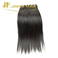 Wholesale Cheap 5a Brazilian Hair - 100% Virgin Cheap Brazilian Human Hair Silky Straight Extensions Factory Price Hair Bundles Free Shipping ON Sale JPhair 5A 3Pcs
