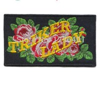 Wholesale Cheapest Wholesale Patches - embroidered patch promotion cheapest price patches free shipping embroidered badges embroidery badge iron on