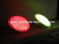Wholesale Light Swimming Pool Par56 - 252LEDs 18W RGB LED Swimming Pool Pond PAR56 lamp light + FB colored multicolor