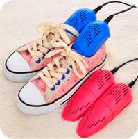 elektrikli ısıtma ayakkabıları toptan satış-Sıcak Satış Elektrikli Ayakkabı Kurutucu ile Isıtıcı Dehumidify Dezenfektan Deodorant Ayakkabı Isıtıcı bakım araçları CYA4