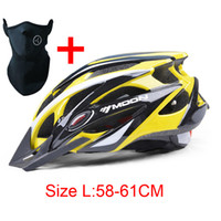 Wholesale Helmet Moon Bike - Wholesale-2015 MOON Bicycle Helmet 21 Air Vents Cycling Ultralight and Integrally-molded Bike Helmet Road Mountain Helmet