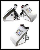 Wholesale Mini Ultrasonic Liposuction Cavitation - 5 in 1 Ultrasonic Liposuction Cavitation Slimming Machine Beauty Equipment Mini Lipocavitation