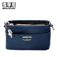 Wholesale Designer Toiletry Bag For Women - Small Canvas Cosmetic Bag For Women Designer Pillow Female String Storage Bag Makeup Cosmetic Cases Wash Travel Toiletry Bags