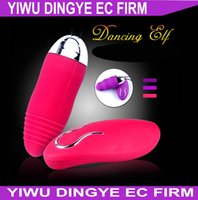 Wholesale Speed Control For Sex Machine - w1022 2014 Silicone 20 Speed Wireless Remote Control Egg Vibrator Adult Sex Products Sex Machine for Women