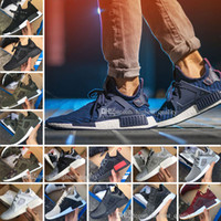 Wholesale Cheap Sneaker For Men - Cheap NMD XR1 Primekin Runner Sneakers Boost sneakers Women Mens Sports Breathable Mesh Running Shoes for men Outdoor Sports Designer Shoes