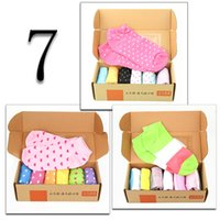 Wholesale women days week - Wholesale-7 pieces of mixed packing week seven days socks Ms sports socks absorbent cotton breathable deodorant