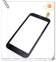Wholesale Defy Touch - Wholesale-Original for Motorola Defy MB525 ME525 MB526 Touch Screen Digitizer Glass With Logo